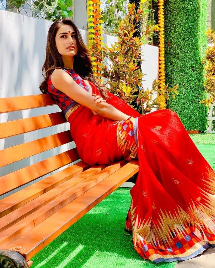 India Tv - Erica Fernandes as Prerna