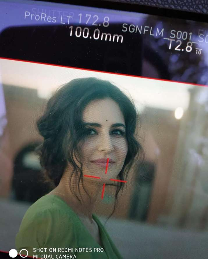 India Tv - Katrina Kaif's makeover in Bharat reminds us of Nutan and other actors from 60's and 70's