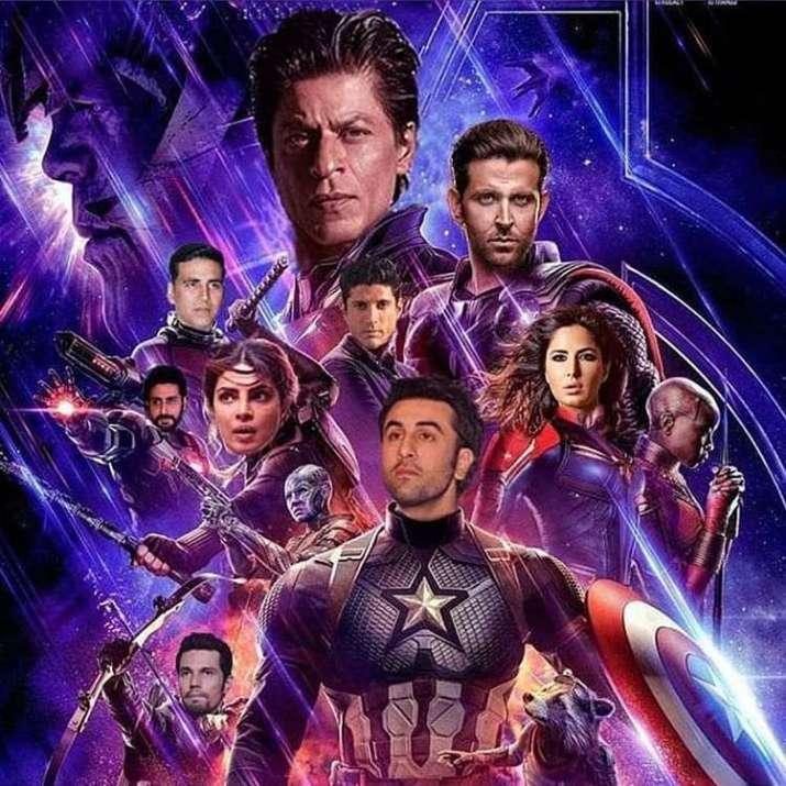 India Tv - Avengers: Endgame fan-made poster