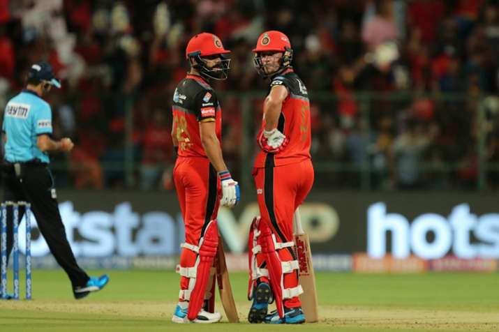 Virat Kohli, AB de Villiers apologise for 'up and down' performance in IPL