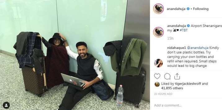 India Tv - Anand Ahuja's Instagram post