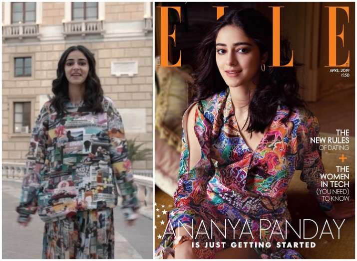 Ananya Panday's first-ever magazine cover OUT; SOTY 2 star is extremely grateful