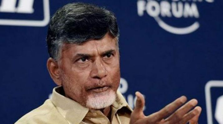 Andhra Pradesh CM N Chandrababu Naidu approaches EC over