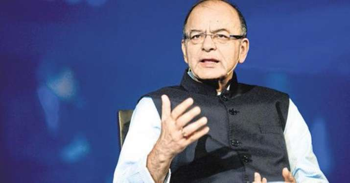 Arun Jaitley is visiting the US to attend the IMF-World