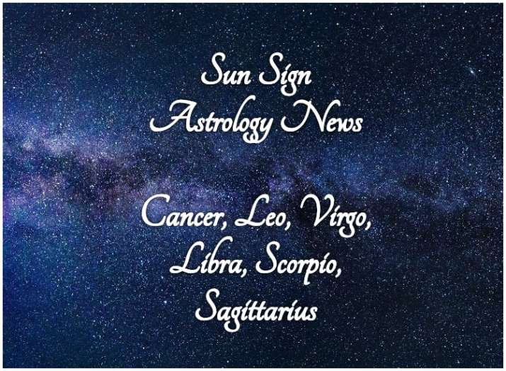 Sun Sign Astrology News April 24 | From Cancer to Sagittarius: Here's how to make your day HAPPY