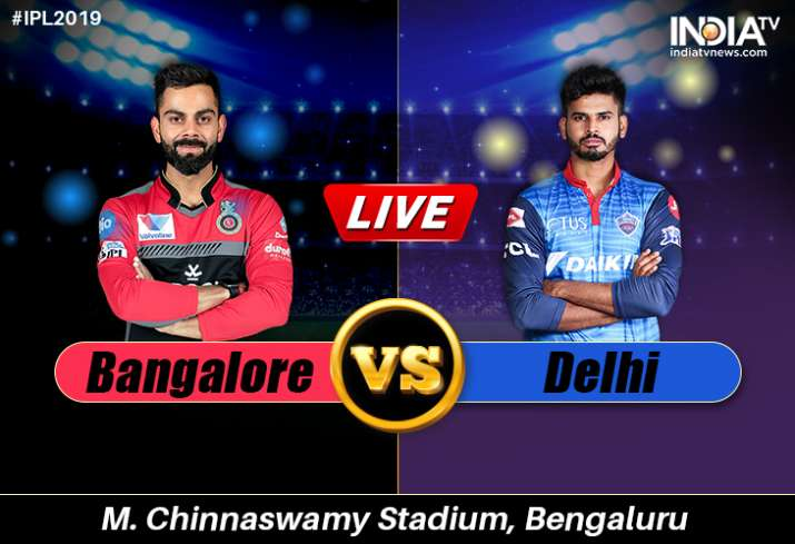 Live Ipl Match Royal Challengers Bangalore Vs Delhi