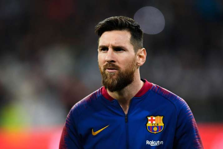 Want Lionel Messi to have a really long career so we can keep on enjoying him: Barcelona President