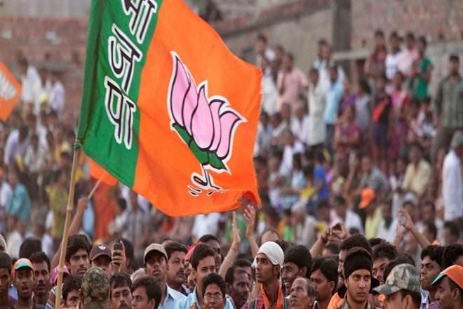 BJP falg- File Photo