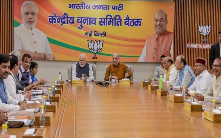 BJP demands re-polling in West Bengal