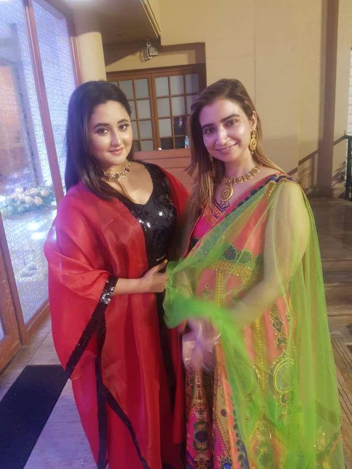 India Tv - Ssharad Malhotra and Ripci Bhatia's wedding