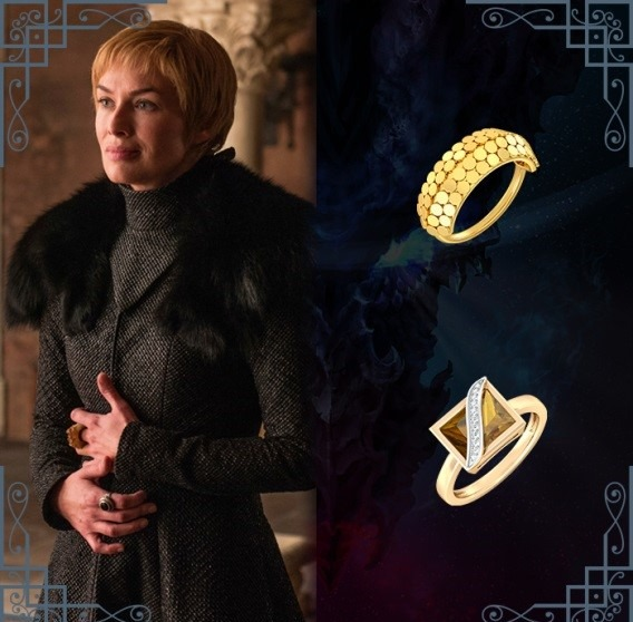 India Tv - Game of Thrones Fashion: Contemporary jewellery pieces for your 5 favourite GOT characters