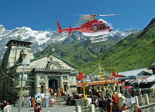 Leisure Hotels Group announces Heli Char Dham Yatra, here