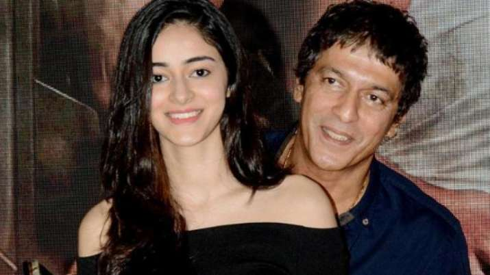 Ananya Panday's father Chunky gets emotional after watching her in SOTY 2 trailer