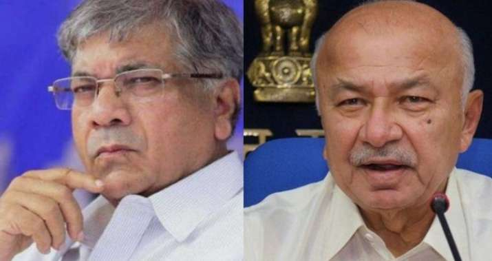 Shinde and Ambedkar are pitted against each other in