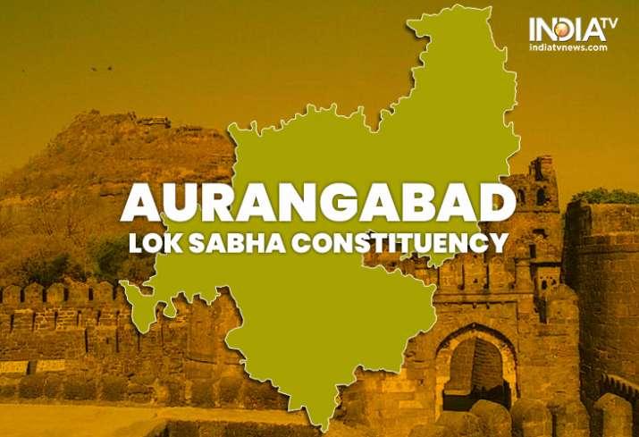 Aurangabad constituency map