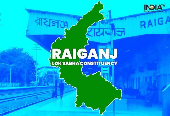 Raiganj constituency map