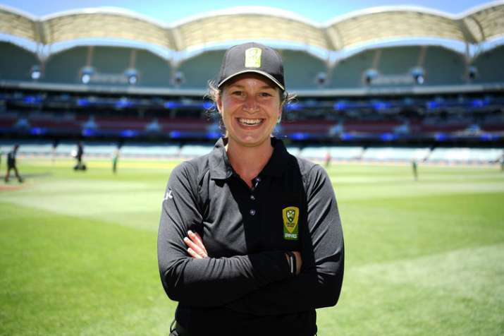 Australia's Claire Polosak set to become first woman umpire in men's ODI