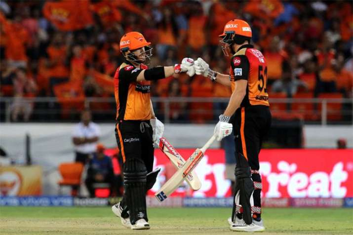 IPL2019, SRH vs KKR: Bairstow, Warner power Hyderabad to dominating 9-wicket win over Kolkata