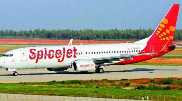 SpiceJet plane overshoots Shirdi runway on landing, halts