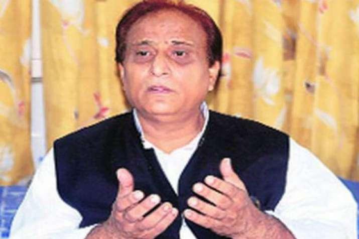 Former Uttar Pradesh cabinet minister Azam Khan- File Photo