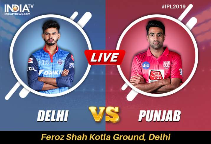 Live IPL Match, DC vs KXIP: When and Where to Watch, Delhi Capitals vs Kings XI Punjab, Live Cricket