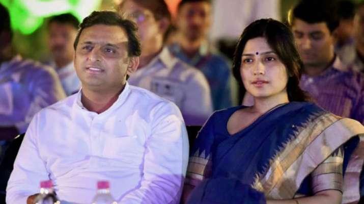 Dimple Yadav to file nomination on April 6 | Lok News – India TV