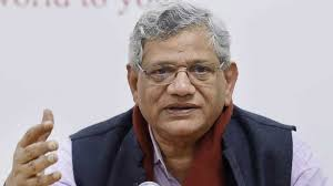 Sitaram Yechury demands re-polling in 464 booths of Tripura