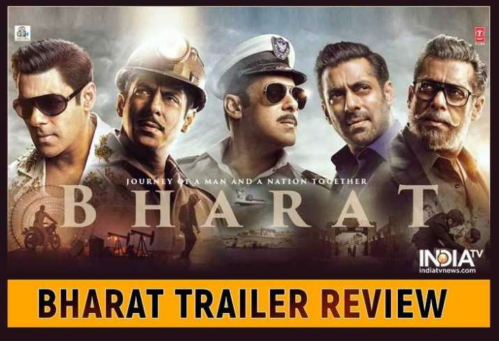 Bharat Movie Trailer Review: Salman Khan, Katrina Kaif promise a blockbuster Eid to their fans