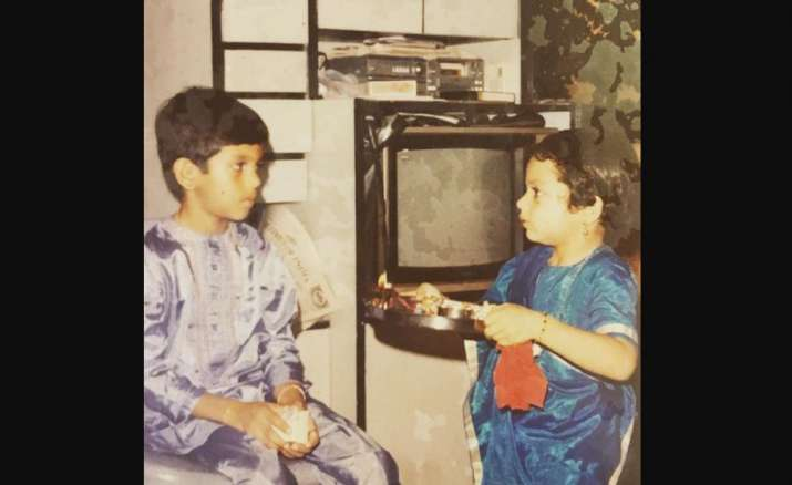 Silsila actress Drashti Dhami calls her brother 'most