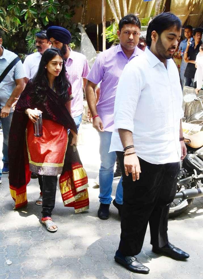 India Tv - Radhika Merchant, Anant Ambani