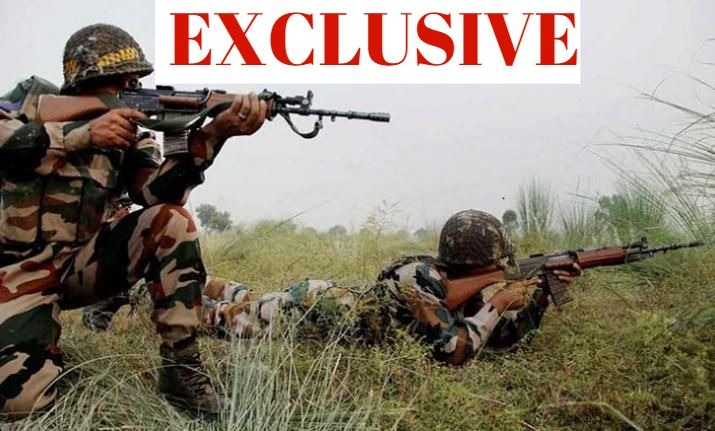 PM Modi assured the forces -- Air, Navy and Army -- a free