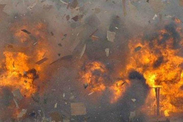 J&K: Mysterious blast in Srinagar, 5 people injured