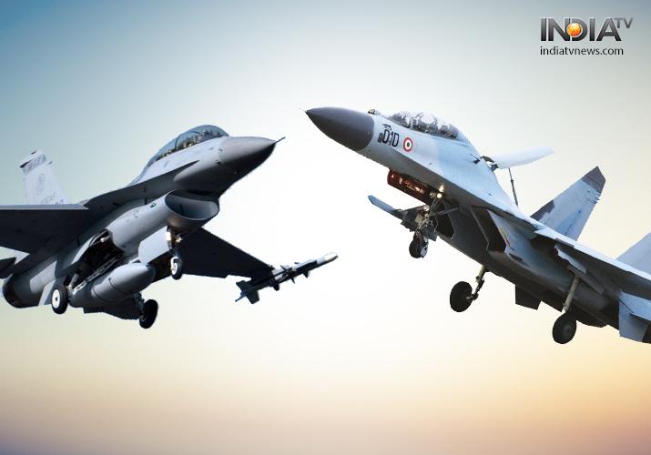 Pak F-16 shot down during Feb 27 dogfight, asserts IAF