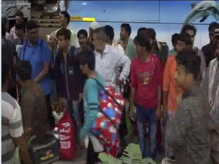 Pakistan released100 Indian fishermen