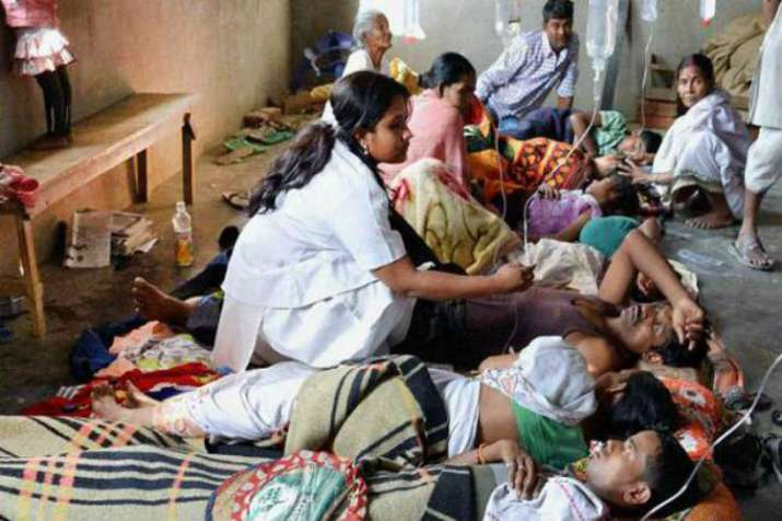 Over 100 hospitalised by food poisoning in Maharashtra