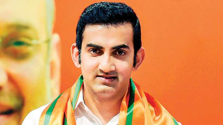 Does Gautam Gambhir have 2 voter IDs? AAP claims so, files