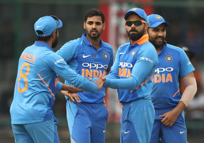 India announce 2019 World Cup squad