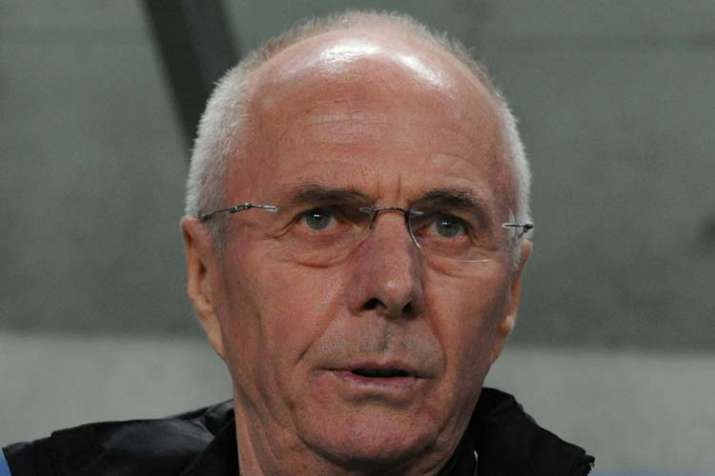 Sven-Goran Eriksson, Roca emerge front-runners as AIFF shortlists 35 for coach's job