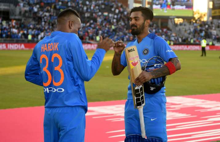 Hardik Pandya posts special message for KL Rahul on his birthday
