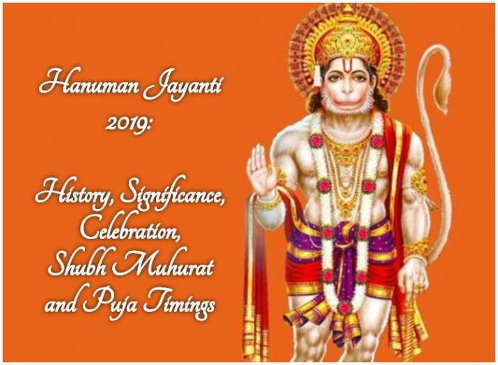 Hanuman Jayanti 2019: History, Significance, Celebration