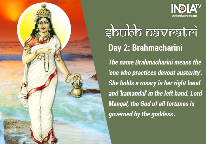 Happy Navratri 2019 Day 2: Worship Maa Brahmacharini