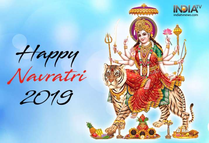 Happy Navratri 2019: Posters, Wallpapers, and HD Images