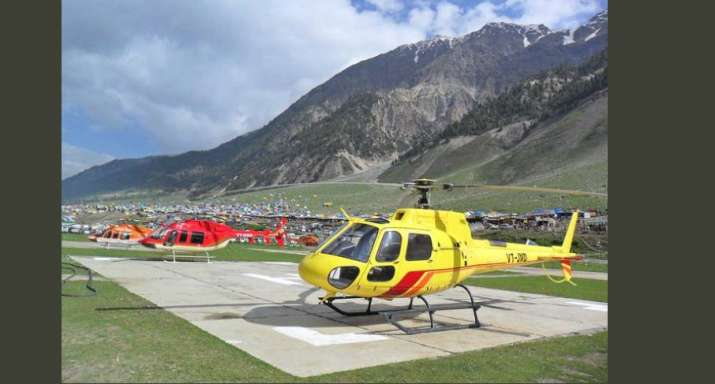 Amarnath Yatra online helicopter booking begins on May 1.