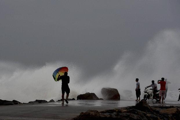 Cyclone 'Fani' intensifies into 'extremely severe cyclonic