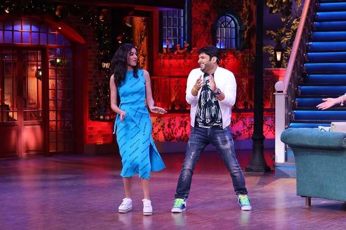 The Kapil Sharma Show: Tiger Shroff, Tara Sutaria and Ananya