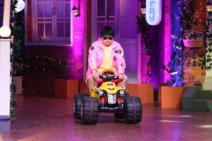 India Tv - Bharti Singh as Guddu