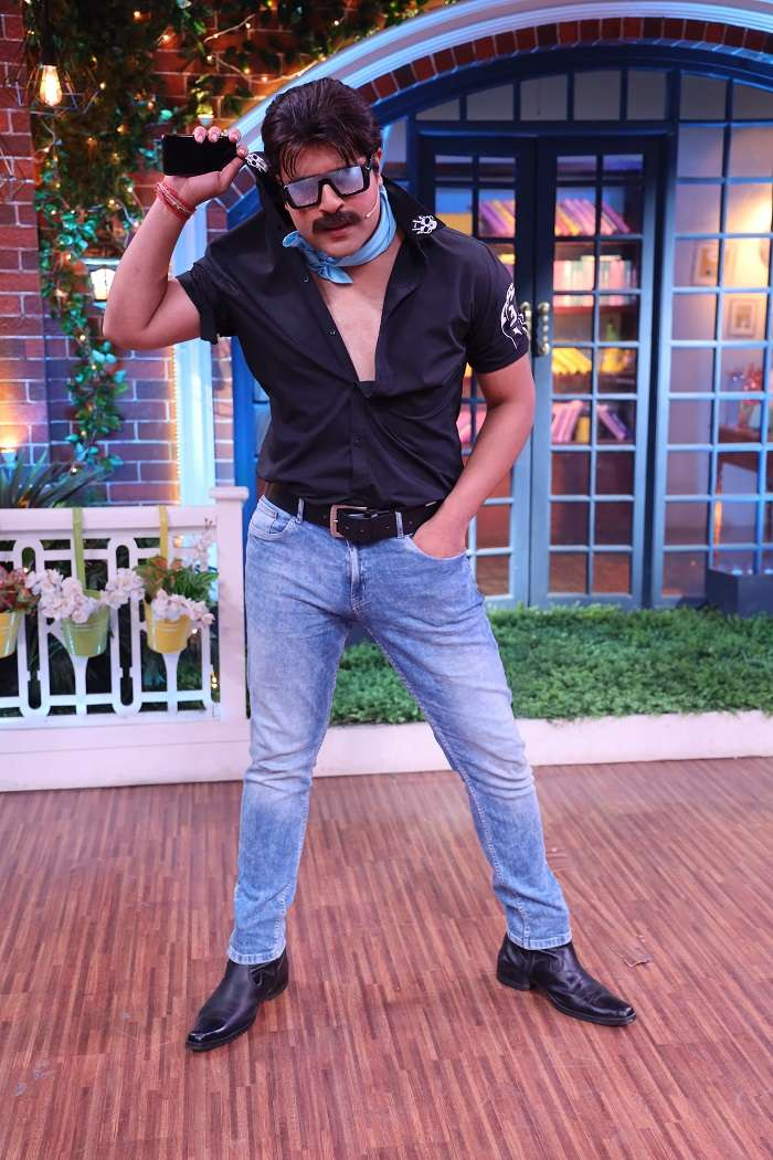 India Tv - Krushna Abhishek as Jackie Shroff