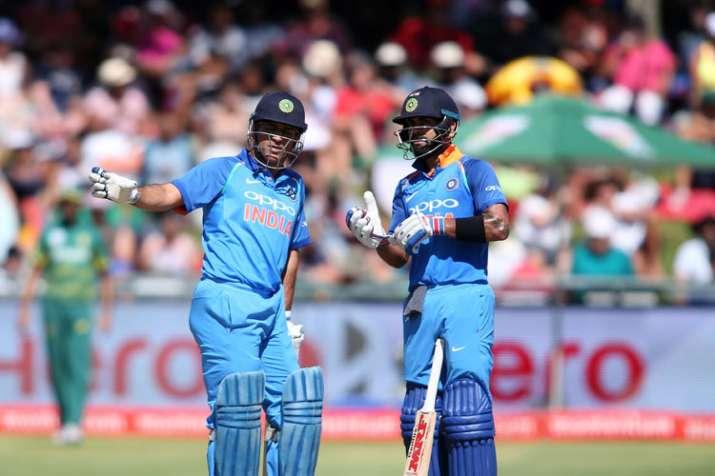 India Tv - Kohli has backed Dhoni through thick and thin