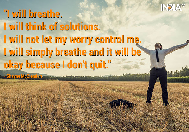 India Tv - Beat your Monday blues with these 10 inspirational quotes