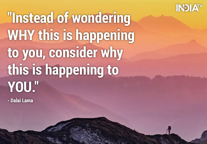 India Tv - Inspirational quotes and messagesfor a happy day